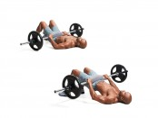 Barbell Glute Bridge  thumbnail