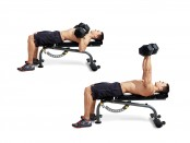 Dumbbell Bench Press thumbnail