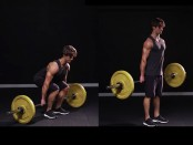 How To Do A Barbell Hack Deadlift thumbnail