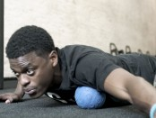 Chest Soft Tissue Mobilization Drill to loosen up shoulders thumbnail