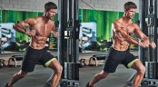 Cable Chest Press thumbnail