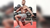 Kettlebell Clean to Lunge thumbnail