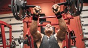 Hammer Strength Shoulder Press  thumbnail