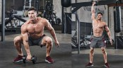 One Arm Dumbbell Snatch  thumbnail