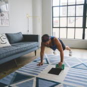 The Roll-out Push-up  thumbnail