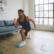 Towel Switch Lunge  thumbnail