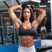 Candice Lewis-Carter Around the World Exercise thumbnail