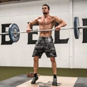 Barbell Power Clean thumbnail