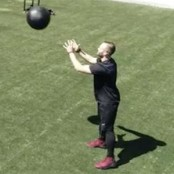 Forward Medicine Ball Toss thumbnail