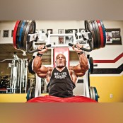 Hammer Strength Barbell Curl thumbnail