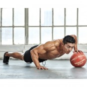 Medicine Ball Rolling Pushup thumbnail
