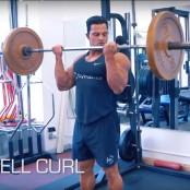 Barbell Curl thumbnail