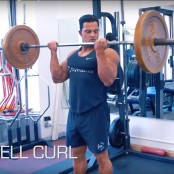 Barbell Curl thumbnail