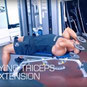 Lying Triceps Extension thumbnail