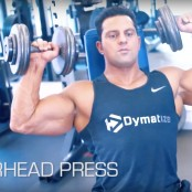 Dumbbell Overhead Press thumbnail