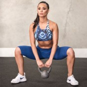 Plie Squat Upright Row thumbnail