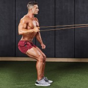 One-Arm Resistance-Band Row thumbnail