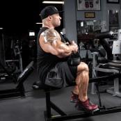 Seated Calf Raise Machine thumbnail