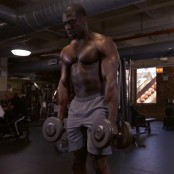21-Day Challenge Dumbbell Reverse Lunge thumbnail