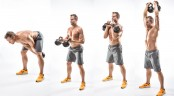 60 Day Revolution - Kettlebell Clean and Press thumbnail