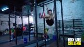 RHC18 Hanging Leg Raise thumbnail