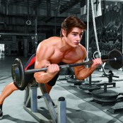 Incline barbell biceps curl thumbnail