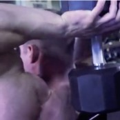 Mass Gains - Overhead Dumbbell Extension thumbnail