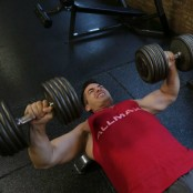 Maxed Out Dumbbell Bench Press thumbnail