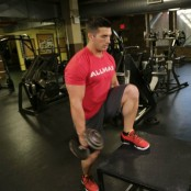 Maxed Out Dumbbell Step-up thumbnail