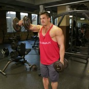 Maxed Out Dumbbell Front Raise thumbnail