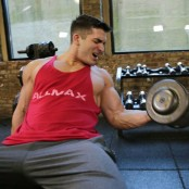 Maxed Out Incline Dumbbell Curl thumbnail