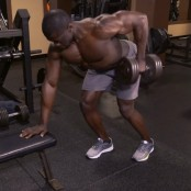 21-Day Challenge One Arm DB Deadstop Row thumbnail