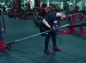 Landmine Single-arm Row thumbnail
