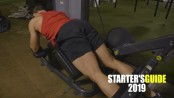 SG19 Move: Lying Leg Curl thumbnail
