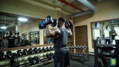 SG18 Dumbbell Overhead Press thumbnail