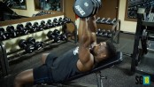 SG18 Incline Dumbbell Bench Press thumbnail
