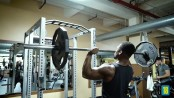 SG18 Overhead Press thumbnail