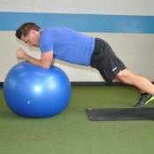 Swiss Ball Plank Stir-the-Pot thumbnail