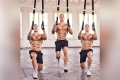 Suspension Trainer Lunge Jump thumbnail