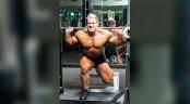 Elevated Back-Foot Barbell Split Squat thumbnail
