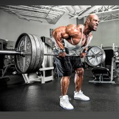 Wide-Grip Barbell Row thumbnail