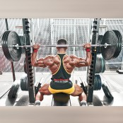 Behind-the-Neck Shoulder Press thumbnail