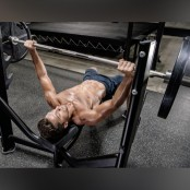 Barbell Bench Press to Collarbone thumbnail