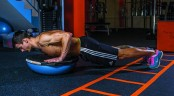 Bosu Ball Pushup thumbnail