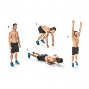 Burpee With Pushup thumbnail