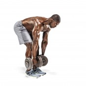 Dumbbell Stiff-Leg Deadlift thumbnail