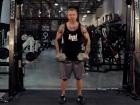 Grage Dumbbell Shrug thumbnail