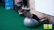RHC18 Swiss Ball Reverse Hyperextension thumbnail