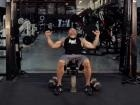 Grage Incline Dumbbell Press thumbnail
