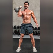 Kettlebell Clean and Press thumbnail